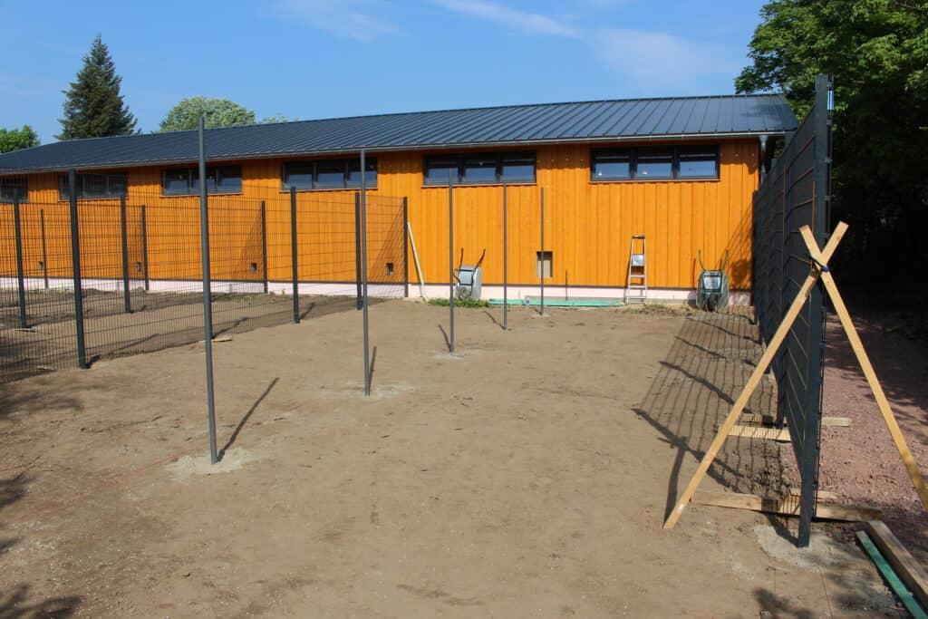 Entstehung des Artenschutzzentrum Grasleben