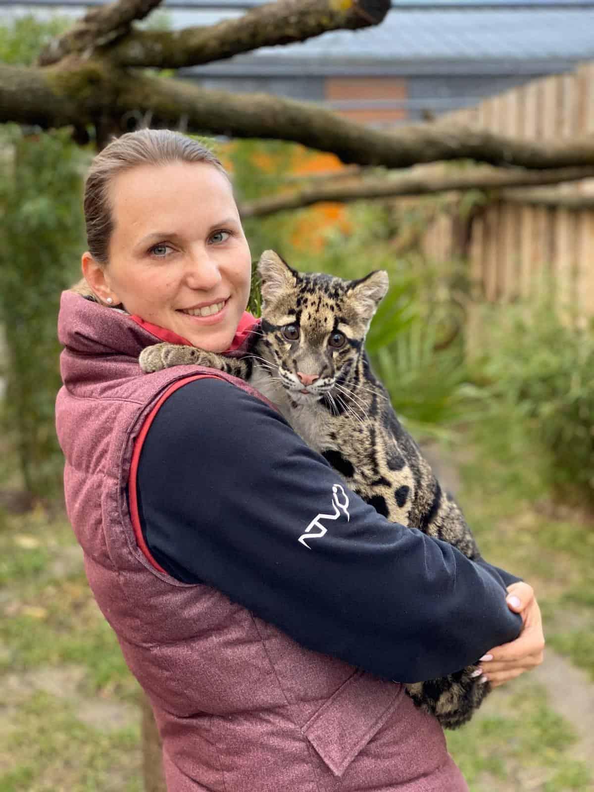 Alexandra Drick Artenschutzzentrum Grasleben
