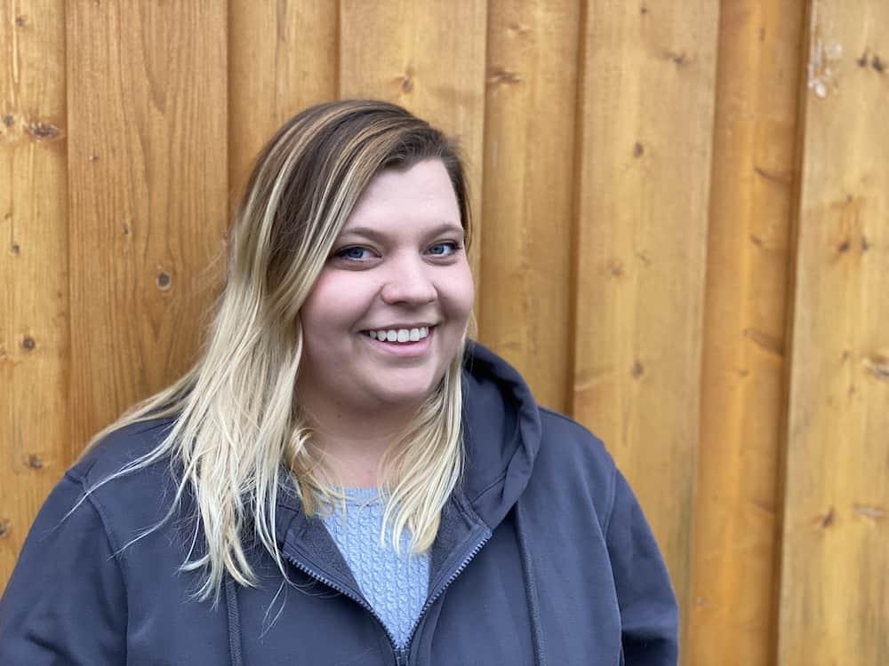 Nora Stahl vom Artenschutzzentrum Grasleben